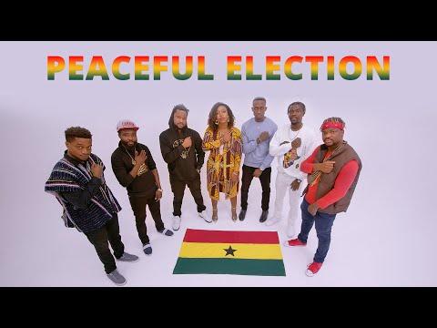 Toronto Ghanaian Artists - Asomdwe Abato (Peaceful Election)