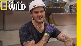 Injured BMX Rider Reintroduced to his Natural Habitat