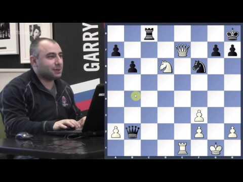Kasparov vs. Kramnik | Classical World Championship 2000 - GM Varuzhan Akobian