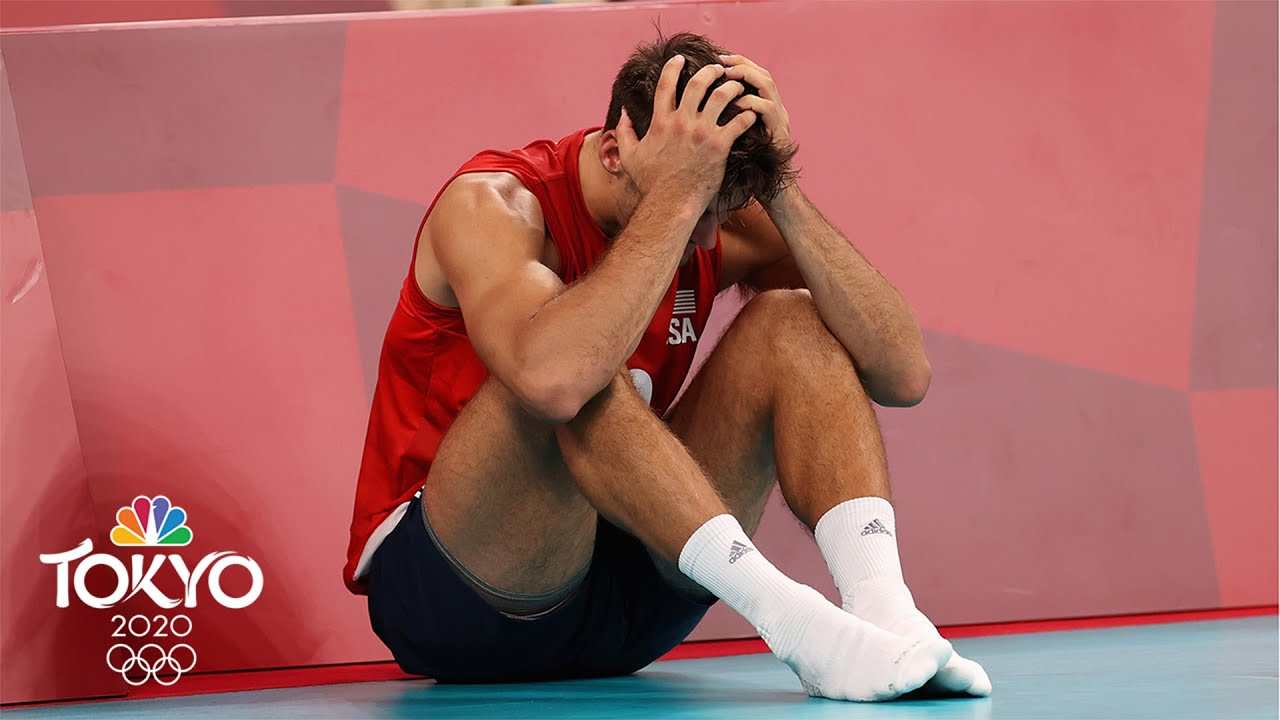 U.S. men's volleyball sent home after crushing loss to Argentina | Tokyo Olympics | NBC Sports