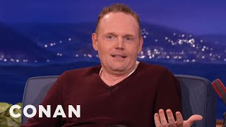 Bill Burr Enjoys Getting Drunk
