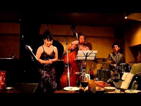 Stardust CHIEKO KATAO LIVE 満月の夕(ゆうべ)