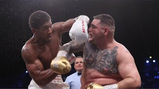 Anthony Joshua vs Andy Ruiz Jr 2 (réaction)