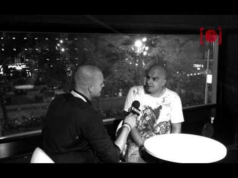 Roger Shah / Sunlounger interview, FSOE 300 Amsterdam
