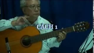 Hướng Dẫn 4 cách Đệm Bolero - Guitar Lê Vinh Quang P1
