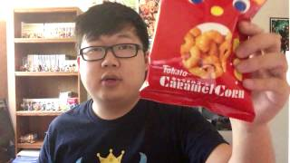 Let's Eat Japanese Snacks (Japan Crate May 2017)