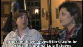 Programa Luiz Esteves Gonçalves MG parte 3 Pousada Lua de Pedra