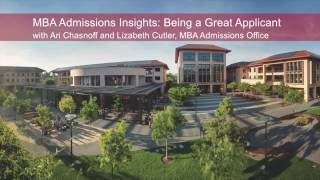 Top 10 MBA - MBA Admissions Insights: Being A Great Applicant