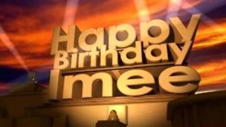 Happy Birthday Imee