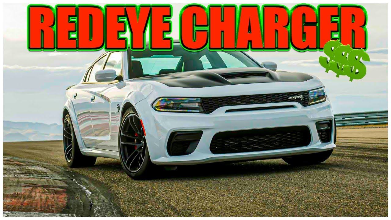 2021 dodge charger hellcat redeye widebody official price