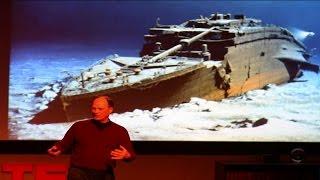 ¿El Titanic no se hundio y todo fue una conspiracion?