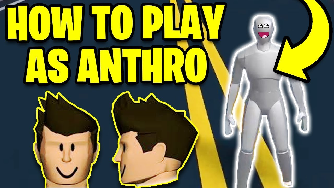 roblox anthro update how to play as anthro right now youtube