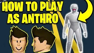 Roblox ANTHRO UPDATE! | How to Play as ANTHRO RIGHT NOW!!