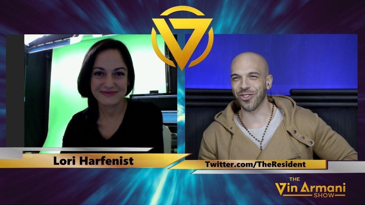 The Vin Armani Show (12/26/16) - Lori Harfenist aka