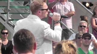 ronan keating-fires live in mainz
