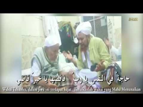 Habib Umar bin Hafidz Membacakan Qoshidah Imam Haddad