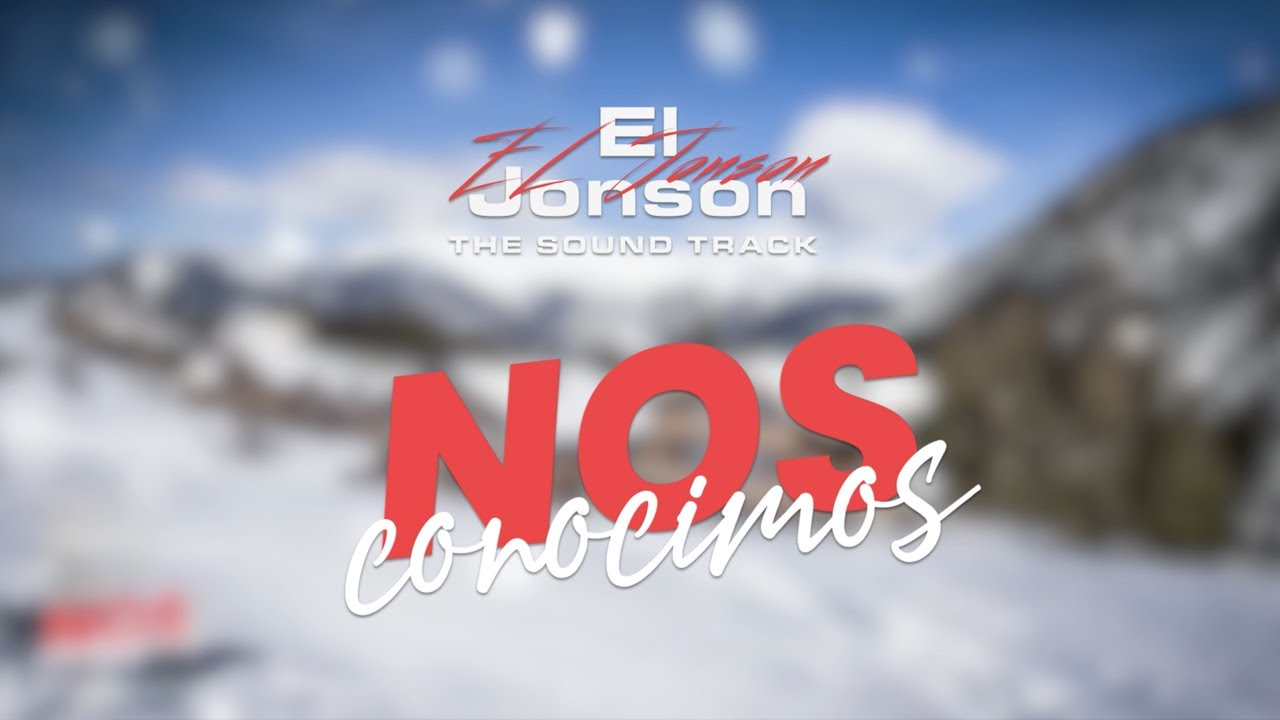 J ALVAREZ - NOS CONOCIMOS (AUDIO COVER) EL JONSON