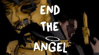 (SFM) (Bendy and the Ink Machine Chapter 4) End the Angel by Rockit Gaming Resimi