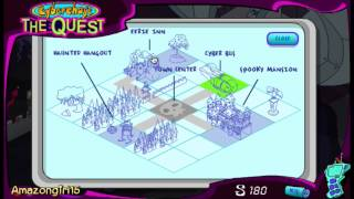 Playing Cyber Chase Quest 1: Mission Motherboard