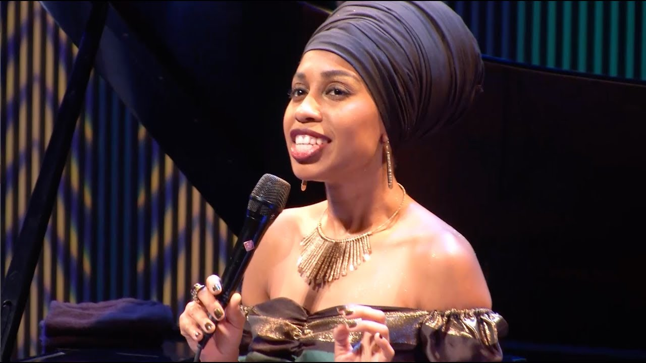 Jazzmeia Horn | Love & Liberation | Album Trailer