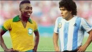 Thegiornalisti - Maradona y Pelè [ OFFICIAL VIDEO ] #remakeME