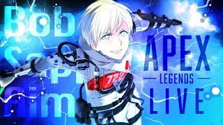 【APEX LEGENDS】野良ランク!こんな時間にすまぬ【エーペックスレジェンズ】