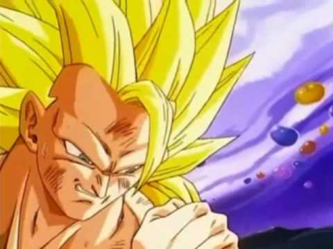 Dbz - When angels deserve to die