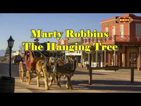 The Hanging Tree - Marty Robbins Karaoke