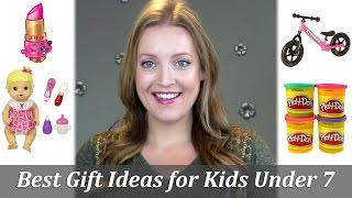 Gift Ideas for Kids! | Allison's Journey