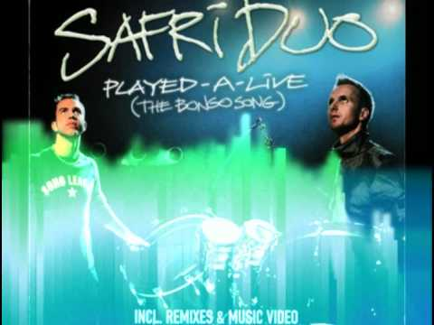 Mike vs. Safri Duo - Played-A-live (the Bongo Song)