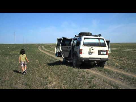 Across the Gobi