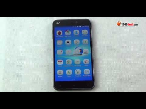 ViewSonic v500 hands on, antutu, camera, game, gps, battery review on 1949deal