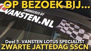 Met de Speedster naar VanSten Lotus specialist