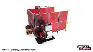 Gambar cover Fab-Pak SH Robotic Welding System with ABB® robot