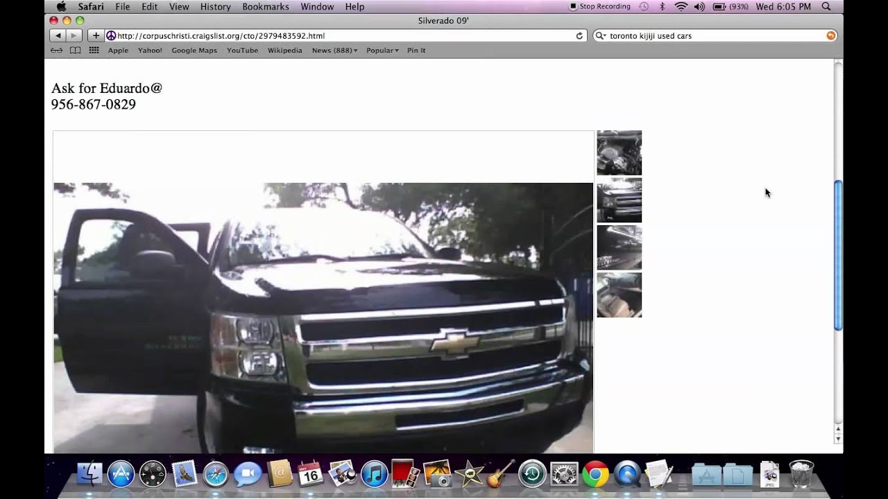 Craigslist corpus christi used cars and trucks many models under 2500 in may 2012 youtube