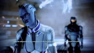 Mass Effect 2 Shadow Broker DLC Final + Liara Romance