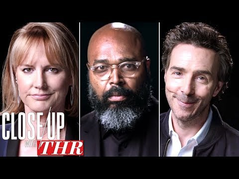 Genre Roundtable: Salim Akil, Shawn Levy, Robert Kirkman, Jonathan Nolan  Close Up with THR
