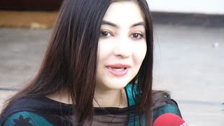 Gul Panra interview with sherin zada