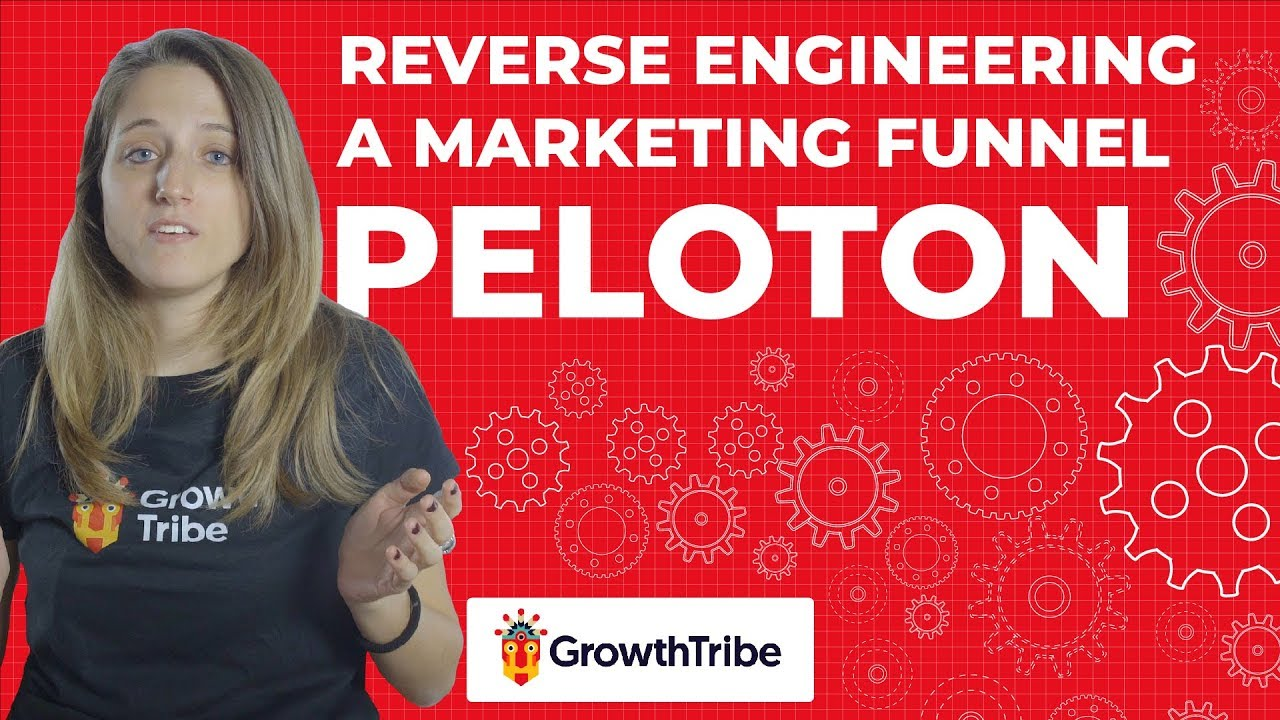Reverse Engineering a Marketing Funnel | Peloton