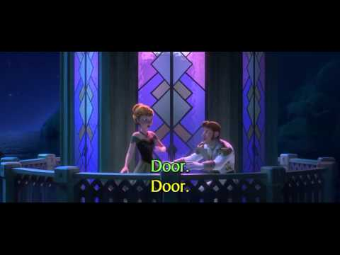 Love is an Open Door (Sing-Along Lyrics)