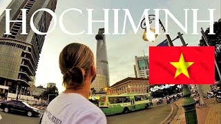 Удивительный Хошимин - по городу пешком| Вьетнам 2017| Travel-Mania