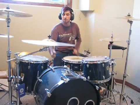 Giorgiodrums- this is my head exploding - disco ensemble drum cover mp3