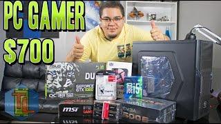 Como armar una PC Gamer 2017 Core i5 - GTX 1060 - $700