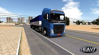 heavy truck gameplay comentada com informaes do hts e hbs