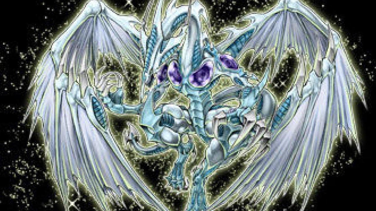 Yugioh Wallpaper Dark Magician Girl Yugi Yugioh Stardust Dragon On The Attack Youtube