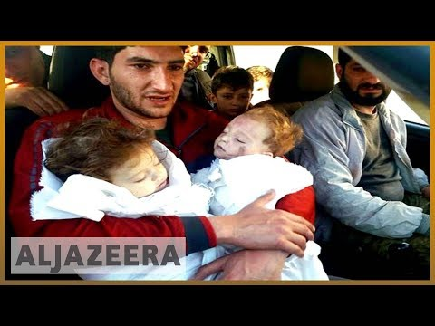 🇸🇾 OPCW inspectors probe Douma attack | Al Jazeera English