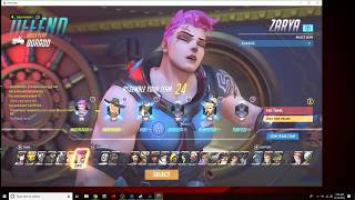 Overwatch Game play 1
