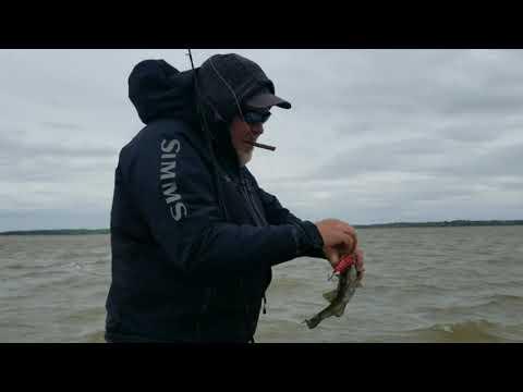 Fishing Lake Texoma