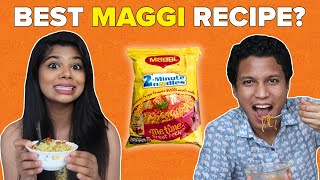 We Tasted Each Other's Maggi Recipes | BuzzFeed India