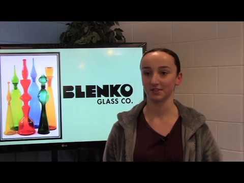 2020 Poca Middle School with Blenko Glass Company